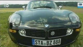 Золотая автоколлекция: BMW Z8