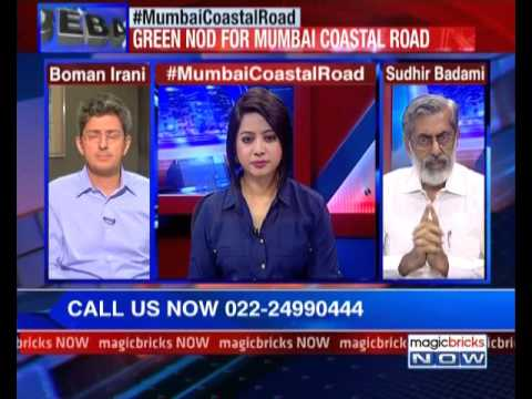 The Urban Debate – Green nod for Mumbai Coastal Road