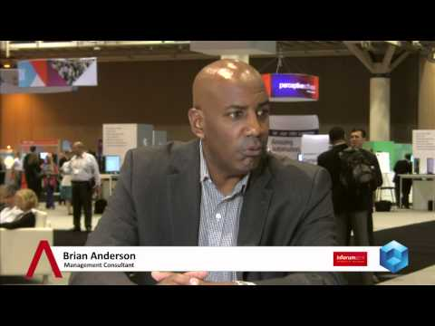 Brian Anderson & Charles Thompson - Inforum 2014 - theCUBE