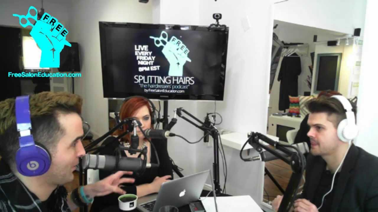 SPLITTING HAIRS EPISODE 18 Hair Industry News, Celebrity Hair Styles, and More