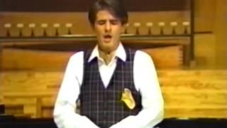 MAX EMANUEL CENCIC boy soprano  -  Ich liebe dich