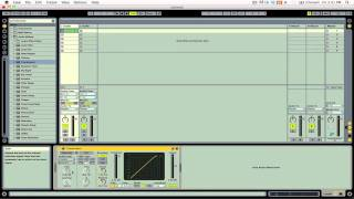 Setting Up For A Podcast or Voice-Over - How To Use Side Chain Compression In Ableton Live