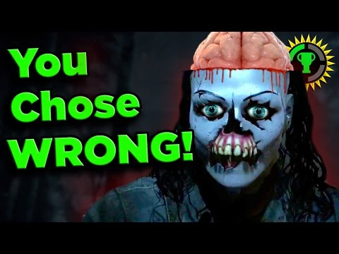 Thumbnail: Game Theory: Until Dawn's TRAGIC Hero