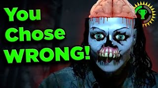 Game Theory: Until Dawn