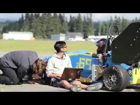 UWashington Formula Motorsports T27 - Unveiling Video