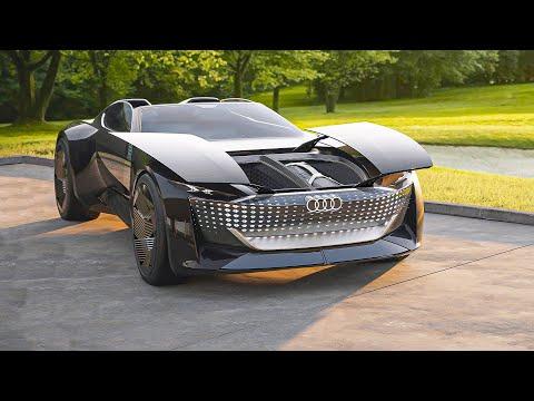NEW Audi Skysphere | Next Gen Audi Roadster | Features, Interior, Design, User Experience