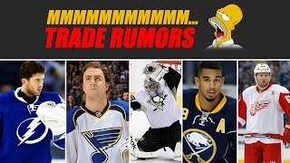NHL Trade Deadline Rumors & Potential Live Stream(March 1st)