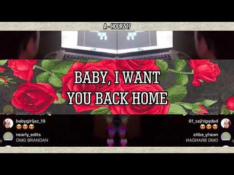 Brandon Arreaga - Let's pretend [Lyrics] // PRETTYMUCH (Unreleased Song)