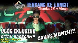 🔴 Vlog Eksklusif   Basecamp Stan Music #2   Dinda