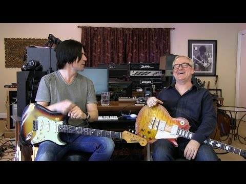 Tim and Pete's Guitar Show - Episode 1