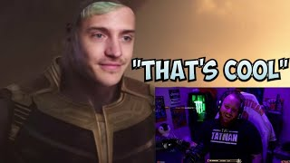 TimTheTatman Reacts To Twitch INFINITY WAR Memes Best Twitch Streamers memes 2018