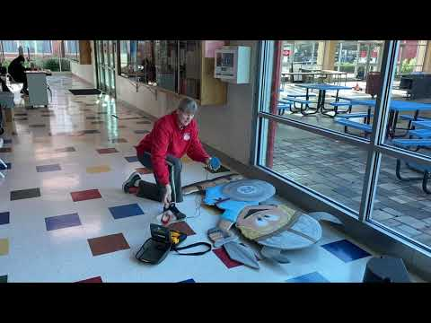 AED Introduction at North Salinas High School