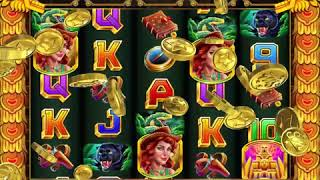 Slotomania Slot Machines - Red & The Lost Idol 1080x1080