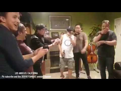 JEFFREY TAM magic compilation with ARNEL PINEDA