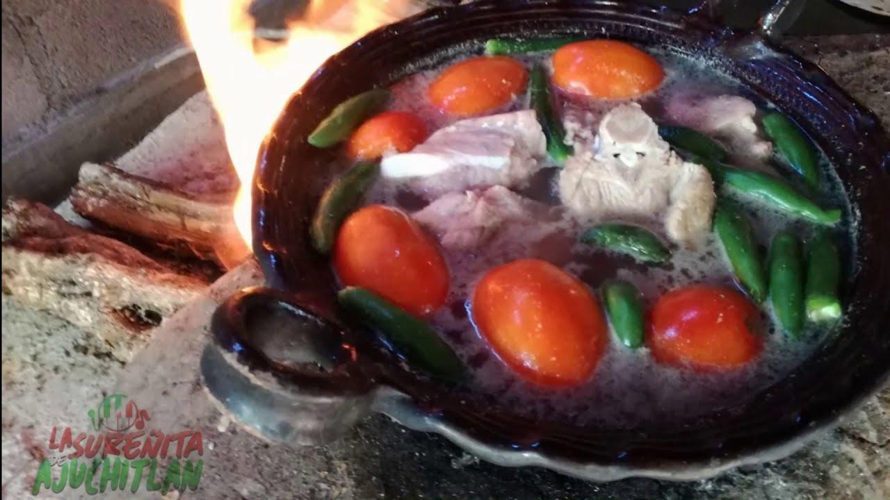 La Surenita Lupix Cocinando En El Rancho Youtube