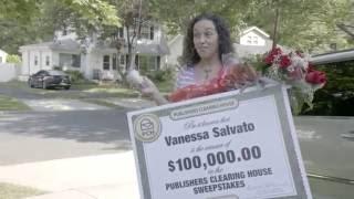 PCHlotto $100,000 Winner: Vanessa Salvato