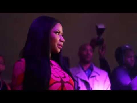 Nicki Minaj, Meek Mill & Dej Loaf live CIAA weekend