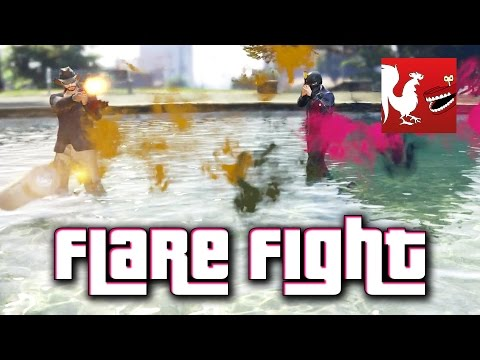 Things to Do In GTA V – Flare Fight