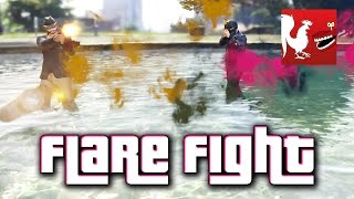 Things to do in GTA V - Flare Fight
