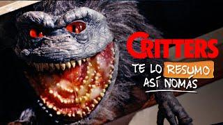 La Saga de Critters | #TeLoResumoAsiNomas 208