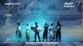NUMANA BLU 2017 FROZEN il musical