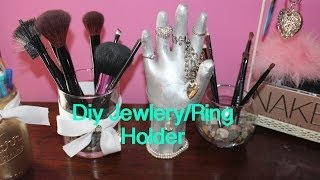 Diy Hand Jewelry/ring Holder!