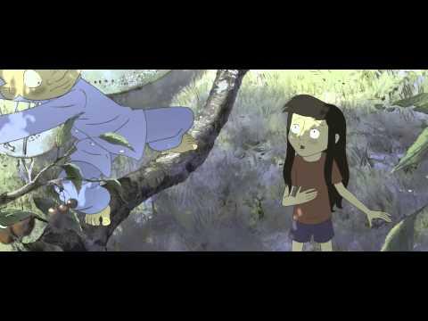 Волшебный лес день ворон мультфильм