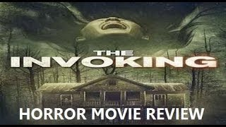 THE INVOKING ( 2013 ) aka SADER RIDGE Horror Movie Review