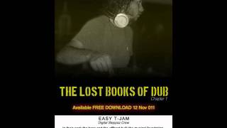 SELECTAH EASY T JAM feat. SOLO BANTON .::THE LOST BOOKS OF DUB::.