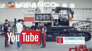 Lesanco præsenterer Comacchio