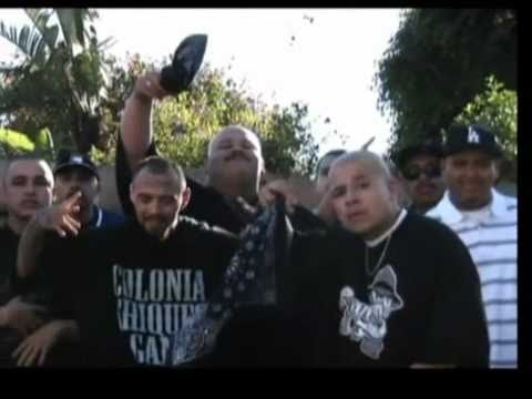Colonia Chiques - Flashing The EastSide