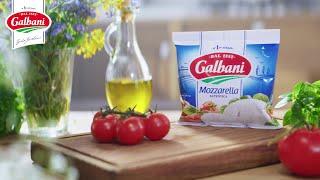 OLV рекламный ролик Galbani Моцарелла - Брускетта