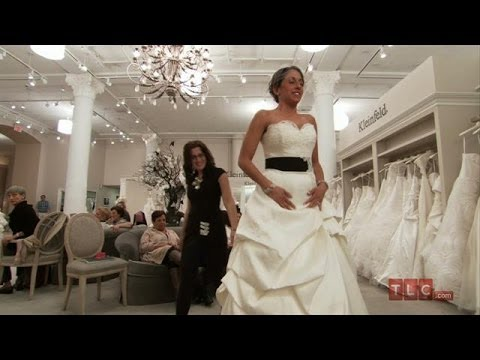 Wedding Dress Tips Black And White And Elegant All Over Say Yes To The Dress
