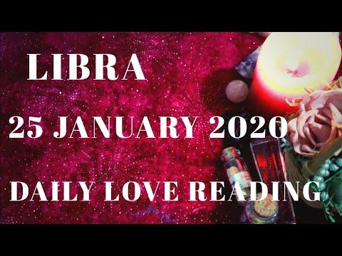 libra daily love