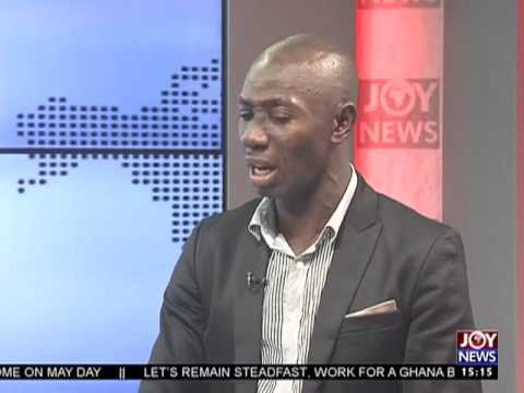 Ghana's Housing Deficit - The Pulse on JoyNews (2-5-17)