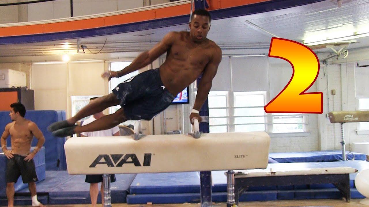 Download Gymnastics Conditioning Circuit Training at The University of Illinois Gymnastics Part 2