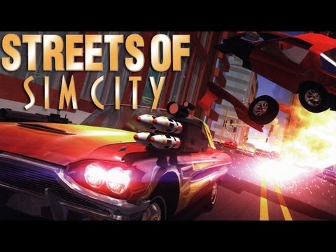 LGR - Streets Of SimCity - PC Game Review