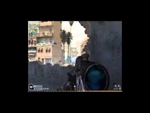 Marine Soldier get head shot in syria by baret sniper