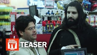 Скачать What We Do In The Shadows Season 1 Teaser Cash Or Credit Rotten Tomatoes TV
