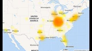 Something strange going on with cellular service signal - Nov 15