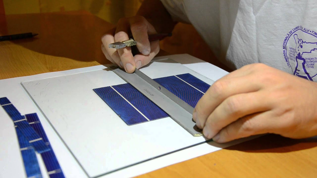 How To A Solar Cell
