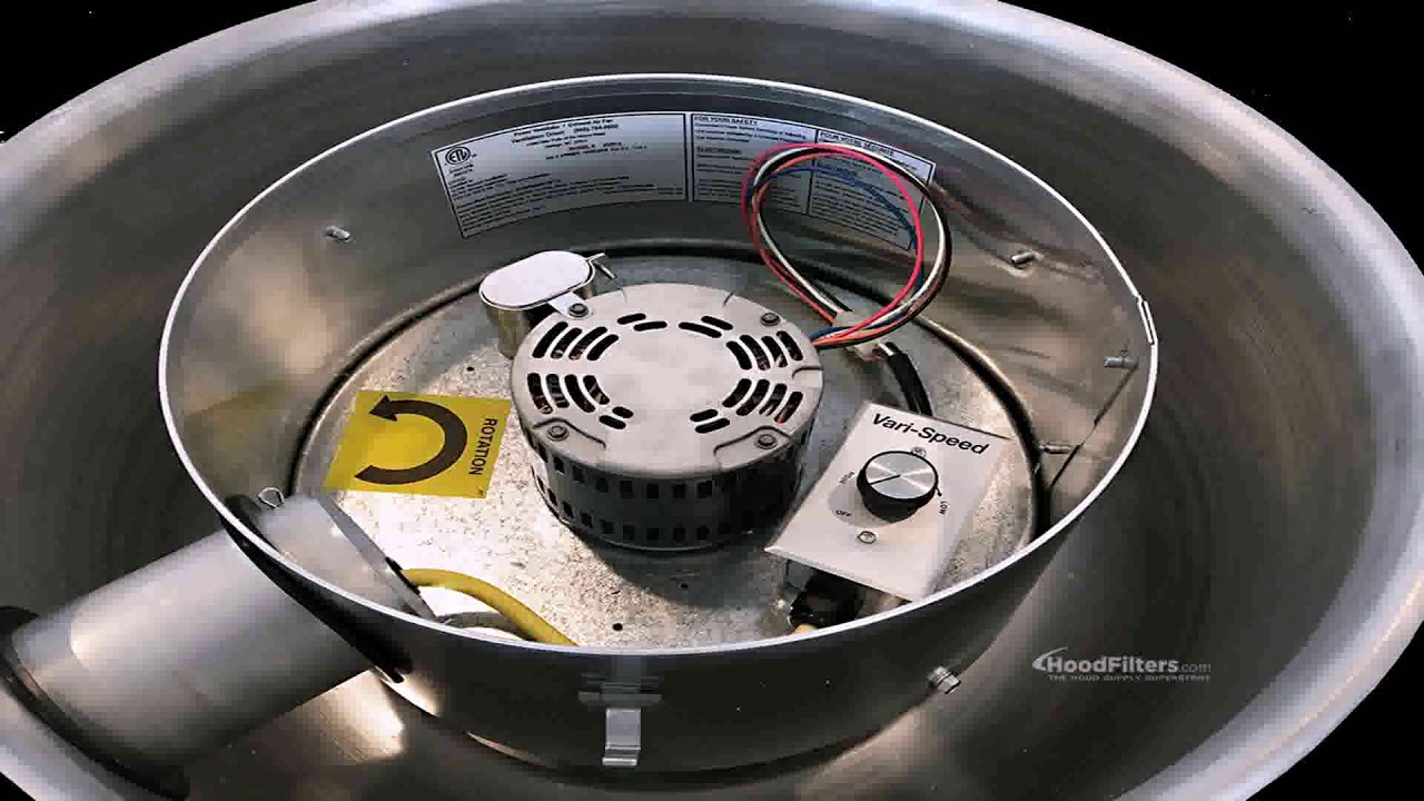 Kitchen Exhaust Fan Wiring Diagram