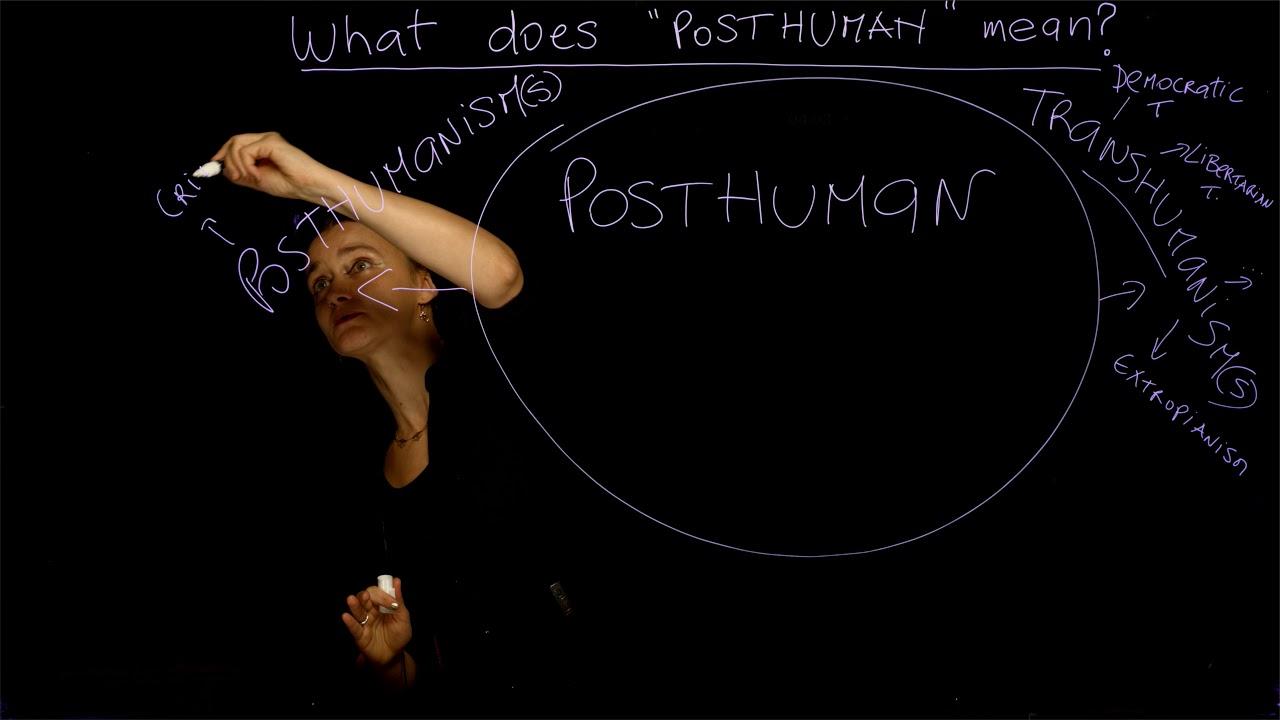 Francesca Ferrando: The Art of Posthuman Existence -  Interactive Workshop