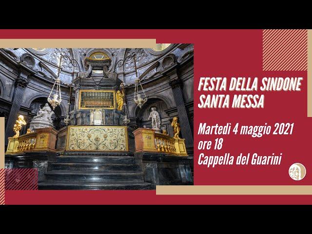 4 MAGGIO 2021  - Memoria liturgica della Sindone