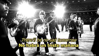 Watch Beatles Theres A Place video
