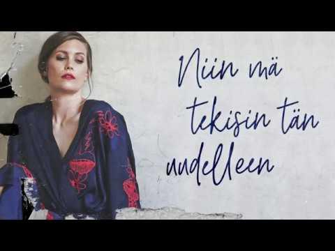 Laura Närhi - Tekisin tän uudelleen (Lyriikkavideo)