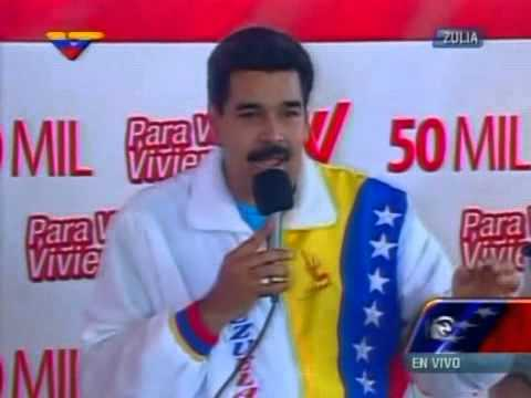 "Maduro sobre sabotaje eléctrico; advierte a Henri Falcón tras declarar sobre ""nuevo gobierno"""