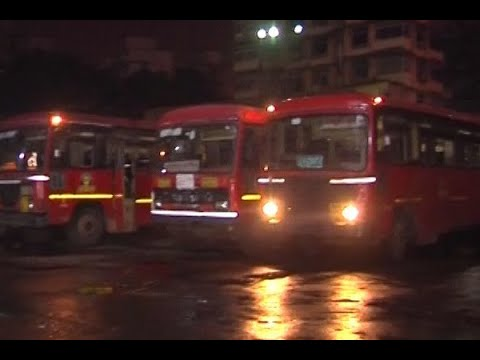 Maharashtra State Road Transport Corporation employees strike, travelers left stranded
