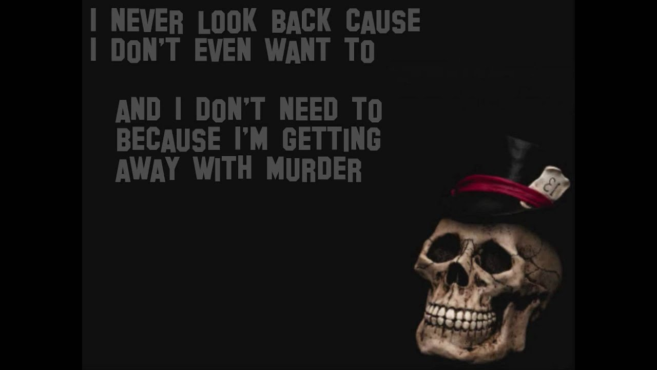 Papa Roach Getting Away With Murder Lyrics