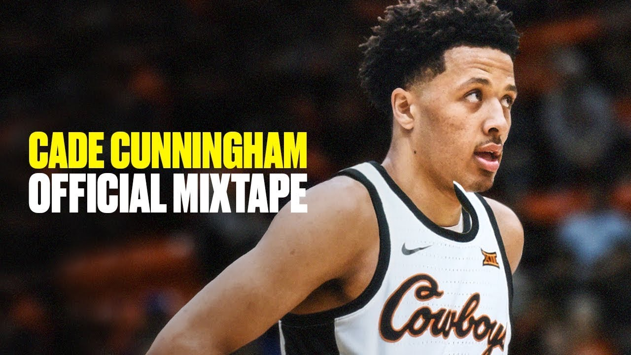 How Oklahoma State's Cade Cunningham found comfort in ...